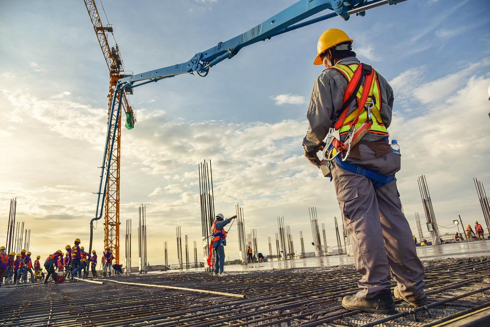 Waarom werken in de bouw?
